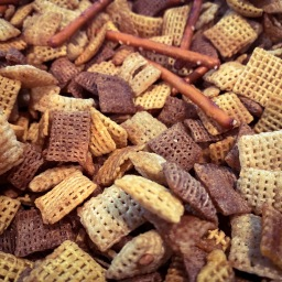 Football Chex Mix