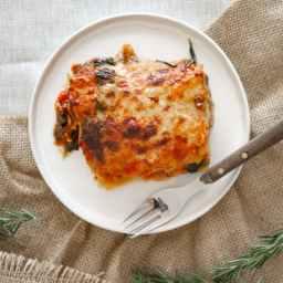 Easy Weeknight Lasagna Casserole